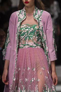 Blumarine Spring 2018 Fashion Show Details, The Best of Milan Runway