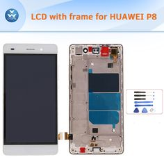 18.11$  Buy here - For Huawei P8 Lite LCD Screen with frame full assembly LCD display touch screen digitizer complete pantalla replacement+tools   #magazineonlinebeautiful