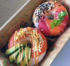 Think Food, I Love Food, Good Food, Yummy Food, Sushi Recipes, Cooking Recipes, Healthy Recipes, Food Goals, Aesthetic Food