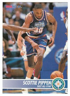 Scottie Pippen # 233 - 1994-95 Skybox Hoops Basketball