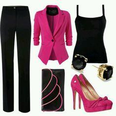 Date night attire
