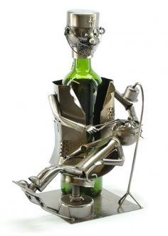 Dentist 1 Bottle Tabletop Wine Rack