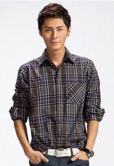 Check Shirt C1 | www.changingrm.com/men-with-charm/191-check-shirt-c1.html