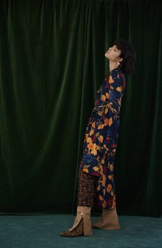 Mother of Pearl Fashion Winter 2017, Fall Winter, Aw17, Mother Pearl, Silk Dress, Dresses Online, Harem Pants, Ready To Wear, Menswear