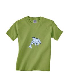 Kids will love to slip into one of these   comfy and cool kids' t-shirts after a swim (even if it's not with dolphins)