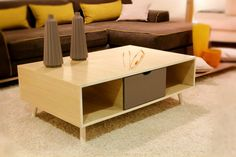 Table, Sofa Table, Mid Century Coffee Table, Sofa, Furniture, Home Decor, Mid Century, Room, Coffee Table