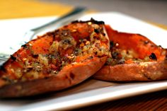 Sweet Potato Skins by Fresh 365