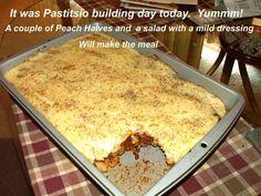 Pastisio -- Greek pasta-better than Lasagna!