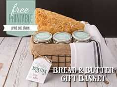 Check out this American Lifestyle Magazine blog post! Make This Your Bread and Butter Gift
