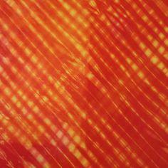 orange twice-dyed arashi