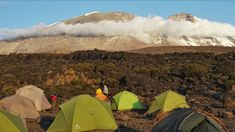 Climbing Kilimanjaro is a trip of a lifetime and you don't have to be an experienced explorer to embark on this unforgettable trek. However, it does require some preparation, training and planning so you will be ready for some of Kilimanjaro, Get Ready, Hiking Trails, Trekking, Outdoor Gear, Climbing, Travel Inspiration, Travel Tips, Tours