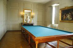 This is Versailles: Petit Trianon: Billiard Room