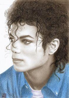 Beautiful Man - Michael Jackson Fan Art (36645676) - Fanpop