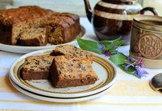 Scottish Fruit and Marmalade Cake