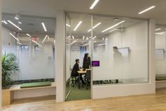 Slack Offices - New York City - Office Snapshots