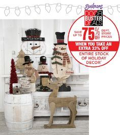 Holiday Home Decor For A Great Price Decorate Your Home