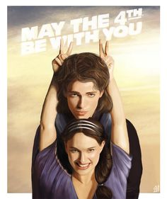 Anakin Padmé - May the Fourth be with you Anakin Skywalker And Ahsoka Tano, Anakin Vader, Anakin And Padme, Star Wars Love, Star Wars Fan Art, Star War 3, Amidala Star Wars, Star Wars Padme, Happy Star Wars Day