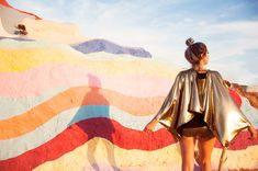 Styled Photoshoot ///  Salvation Mountain Shoot