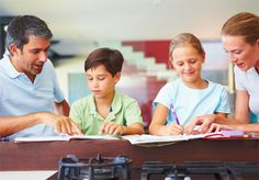By Vlada Lotkina - Getting parents involved in their student's learning can help alleviate a growing issue of too much homework.