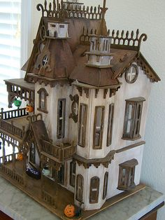 Haunted house I need this!!