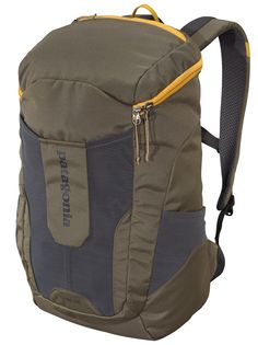 afaa4fcfc8 Patagonia Yerba Pack 24L - Streamlined top loader that provides easy access  to main compartment makes