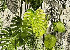 New Fabric & Wallpaper Introductions: Christian Lacroix for Designers Guild | The English Room