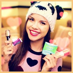 If you don't watch her on youtube. You need to. She's amazing.   missglamorazzi <3