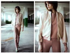 Our new collection Simplicity is finally on!   Shop: www.theitem.co  Photo: Simona Naciadis   MUA: Ioana Oprea   Hair: Petru Lagoda   Model: Marta Marghidanu MRA Agency  #newcollection #theitem #theitemclothing #jumpsuit #dustypink #bomber #jacket #photo #fashion #lookbook #simplicity #campaign #onlineshop #bucharest #madeinromania #howtowearjumpsuit #style