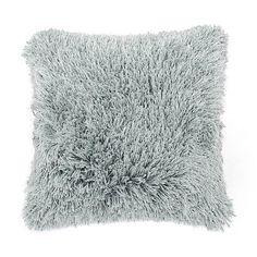 Brooke Textured Seafoam Cushion | Dunelm Blush Cushions, Sea Foam, Shaggy, Soft Furnishings, Vibrant, Colours, Texture, Smooth, Lounge
