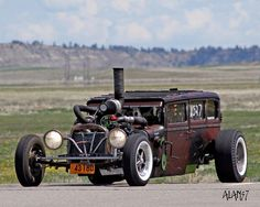Afternoon Drive: Hot Rods & Rat Rods (30 Photos) (23)