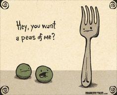 Peas of Me: