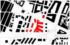 Ciudad de la Justicia de Barcelona & L'Hospitalet de Llobregat,Ubicación