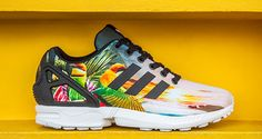 Adidas ZX Flux Tropical