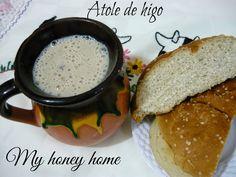 ATOLE DE HIGO | ~Honey home~