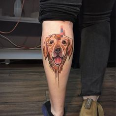 Dog Tattoo - Tap the pin for the most adorable pawtastic fur baby apparel! You'll love the dog clothes and cat clothes! Arrow Tattoos, Dog Tattoos, Forearm Tattoos, Sleeve Tattoos, Dog Memorial Tattoos, Small Tats, Tattoo Life, Trendy Tattoos, Shoulder Tattoo