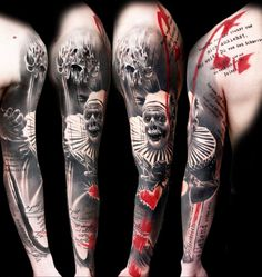 Tattoo Artist - Buena Vista Tattoo Club - www.worldtattoogallery.com/tattoo_artist/buena_vista_tattoo