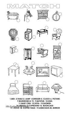 Match the furniture