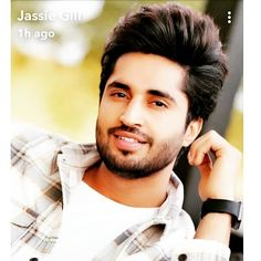 Image may contain: 1 person, closeup Cool Hairstyles For Boys, Boy Hairstyles, Beautiful Dress Designs, Beautiful Saree, Jassi Gill Hairstyle, Dj Movie, Army Pics, Cute Boy Photo, Romantic Status
