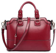 Women Lady Candy Colors PU Leather Tote Shoulder Bags Hobo ...