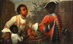 US Slave: South Carolina Slave Code, de negro e india, lobo