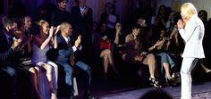 Donatella-Versace alta costura en París