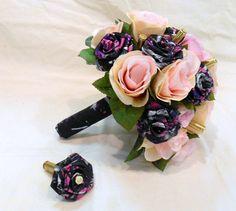 Muddy Girl Camo Wedding Muddy Girl Camo Bridal Bouquet, Pink Bouquet, Camo Wedding, Muddy Girl Bouquet, Country Bouquet Handmade Muddy Girl Camo flowers sparkle i. Pink Bouquet, Bridesmaid Bouquet, Wedding Bouquets, Wedding Flowers, Silk Roses, Silk Flowers, Pink Silk, Pretty Flowers, Pink Camo Wedding