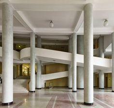 Le Corbusier, Nikolai Kolli, Cemal Emden · Tsentrosoyuz Building, 1933