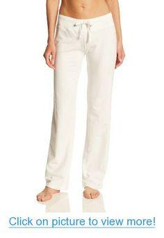 Hue Sleepwear Women's White Lounge Pant