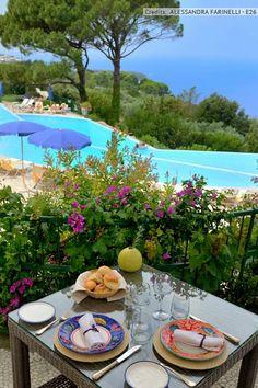 Capri, Italy -  Caesar Augustus Hotel
