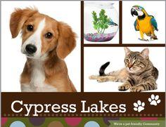 #CypressLakesApts