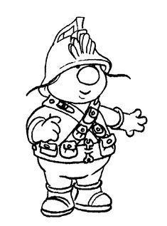 cartoon rockchuck coloring pages - photo#20