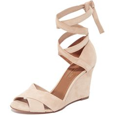 b9fbd971ff56 Shop the latest women s nude wedges in neutral shades of beige