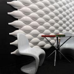 Декоративная 3D плитка «Роса»