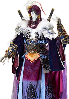 Shā Wú Shēng (character) from 'Thunderbolt Fantasy' (2016). Wuxia (martial arts) puppet series. || Character sketch: http://www.thunderboltfantasy.com/character/images/p_setu2.jpg (Source: http://www.thunderboltfantasy.com/character/ ) || More images: http://www.thunderboltfantasy.com/character/ || About 'Thunderbolt Fantasy' (2016): https://en.wikipedia.org/wiki/Thunderbolt_Fantasy || View trailer: [Mature audiences (violence)] https://fr.pinterest.com/pin/182395853638017297/